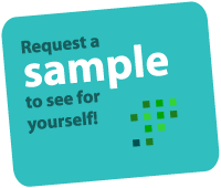 Request a free sample!